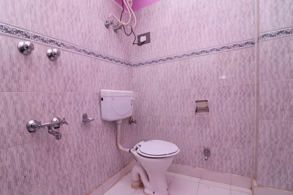 Suite, 1King-Bett - Badezimmer