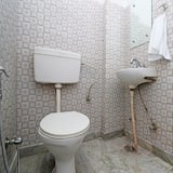 豪华双人房/双床房, 1 张特大床 - 浴室