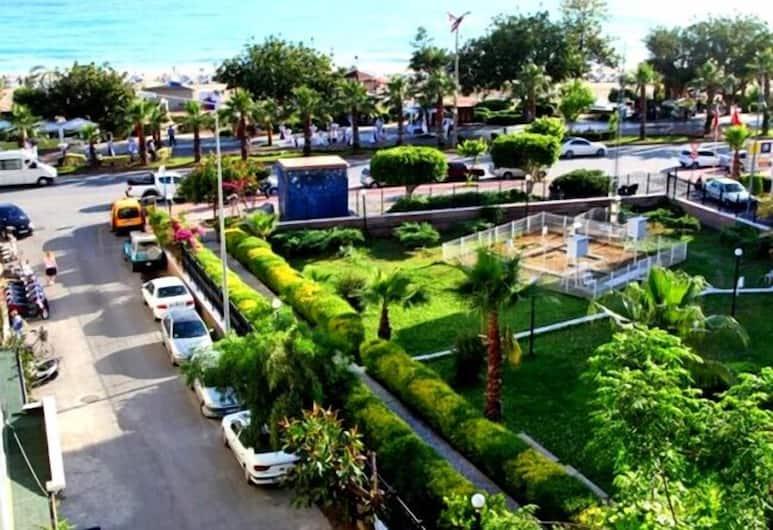 Ustun Apart Pansiyon, Alanya, Otel manzarası
