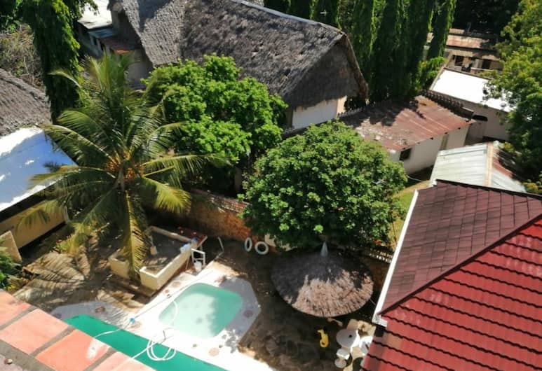 Diani Gift Guest House, Diani Beach, Aerial View