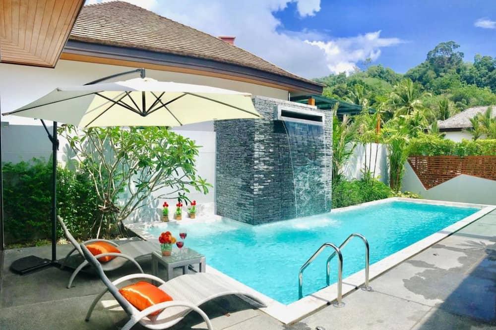 3 Bedrooms with Private Pool Villa - Privātais baseins