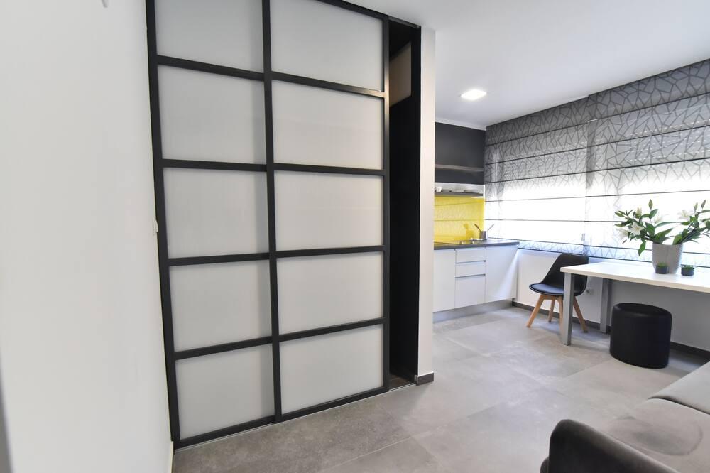Business studio - Woonruimte
