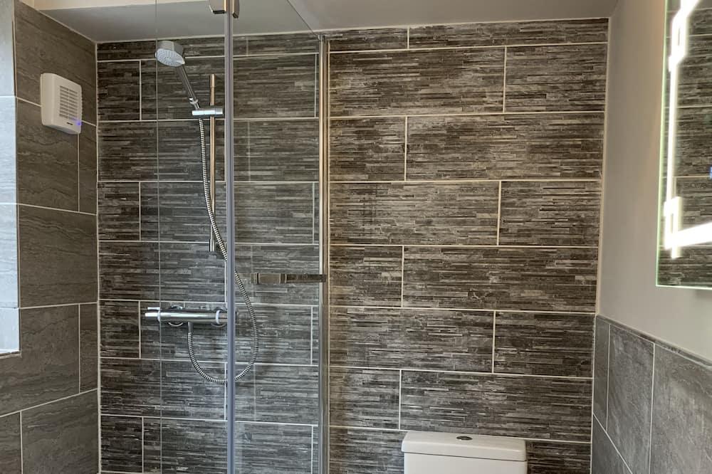 Deluxe-sviitti - Kylpyhuone