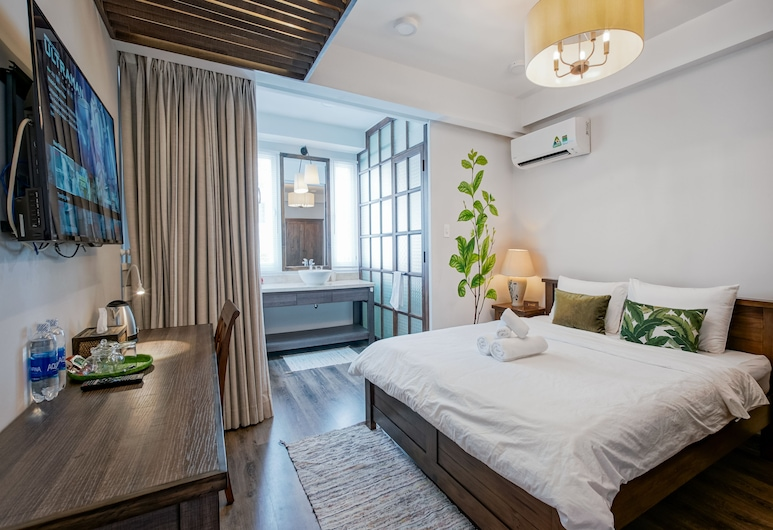 Mira Moon, Ho Chi Minh City, Superior Double Room, 1 Queen Bed, Guest Room