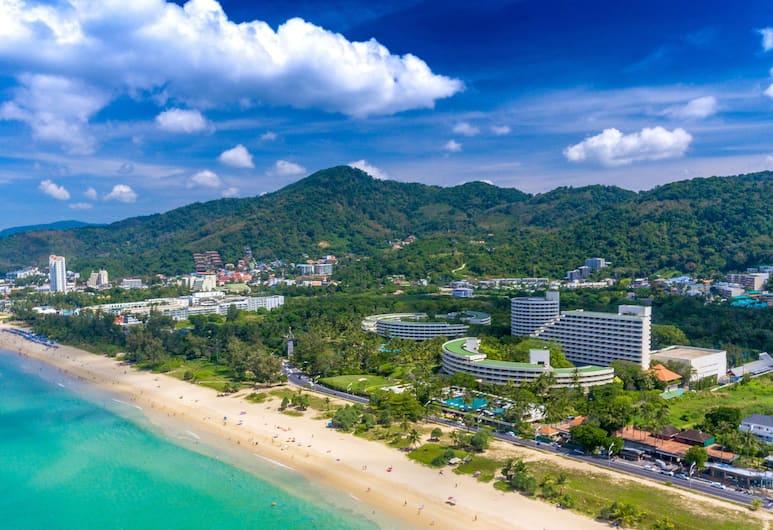 KK - Karon Kata Boutique Hotel, Karon, Pemandangan Aerial