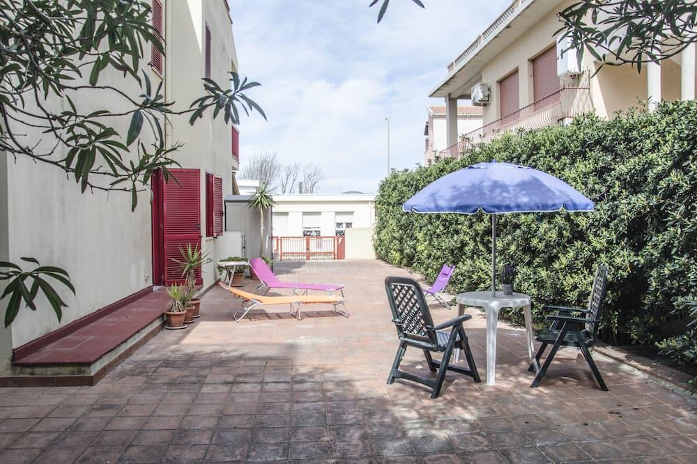 Apartman, 2 spavaće sobe - Terasa/trijem