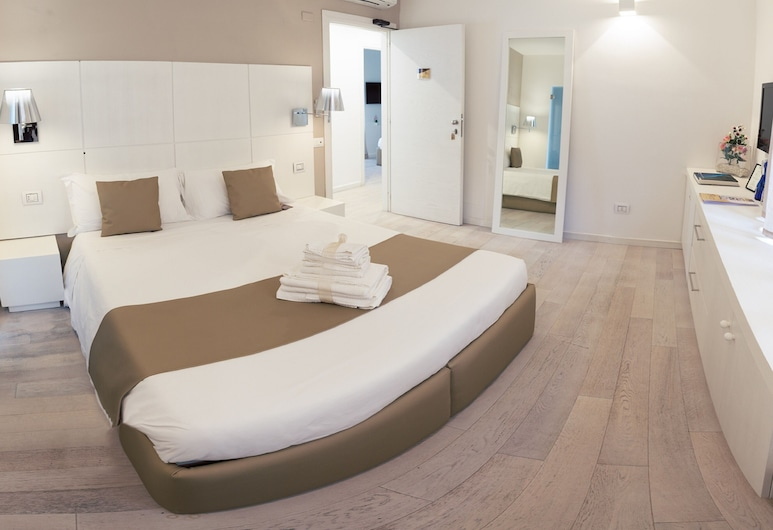 Rigel Villanova Rooms, Cagliari, Doppia Deluxe (Andromeda), Camera
