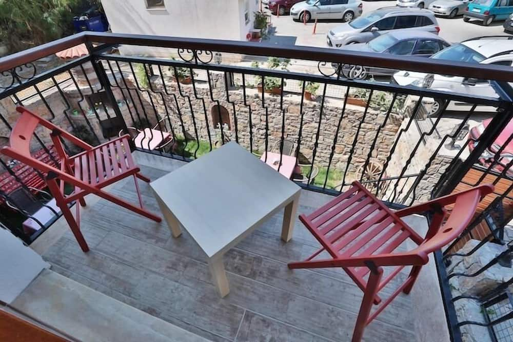 Standard Double Room, Balcony - Balcony