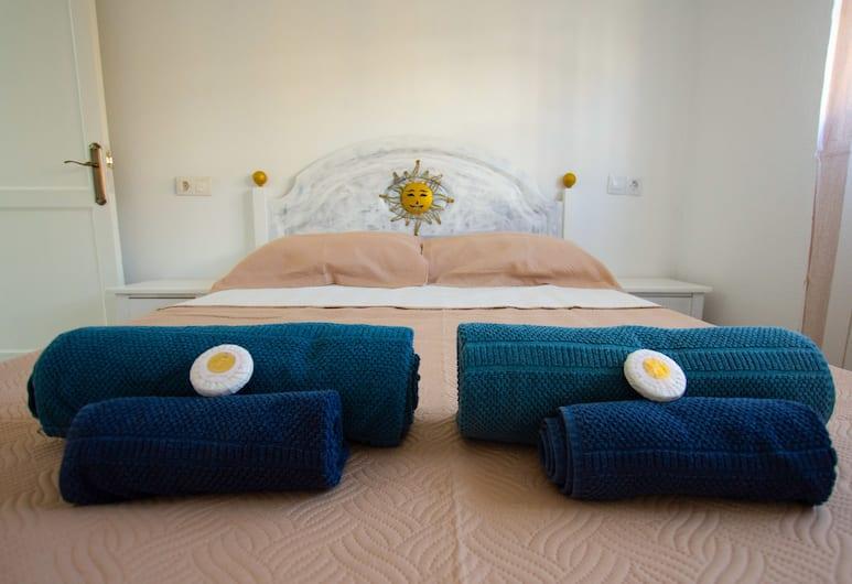 Fuerte Holiday Corralejo Sea & City, La Oliva, Leilighet, 2 soverom, utsikt mot hav, Rom