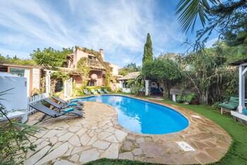 Santa Eulalia del Rio bölgesindeki Villa Eden resmi