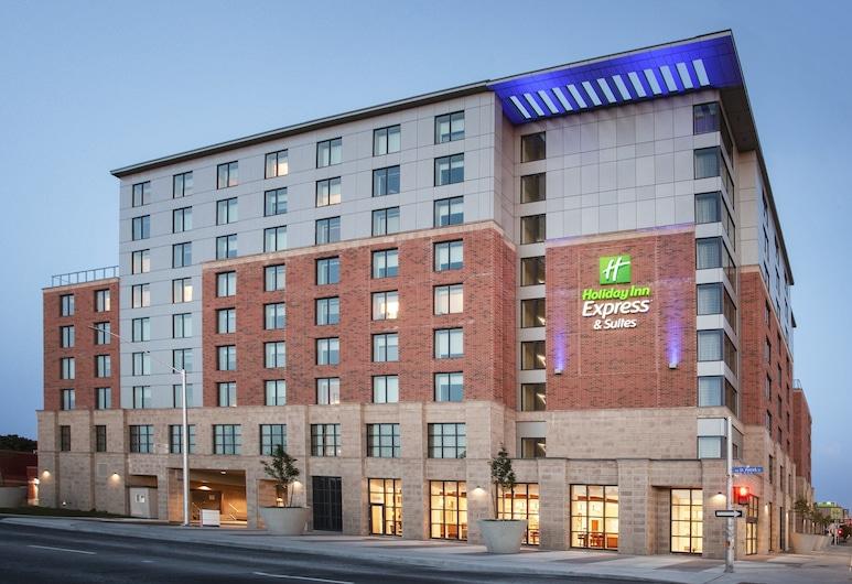 奧塔瓦市中心東智選假日套房飯店 - IHG 飯店, 渥太華
