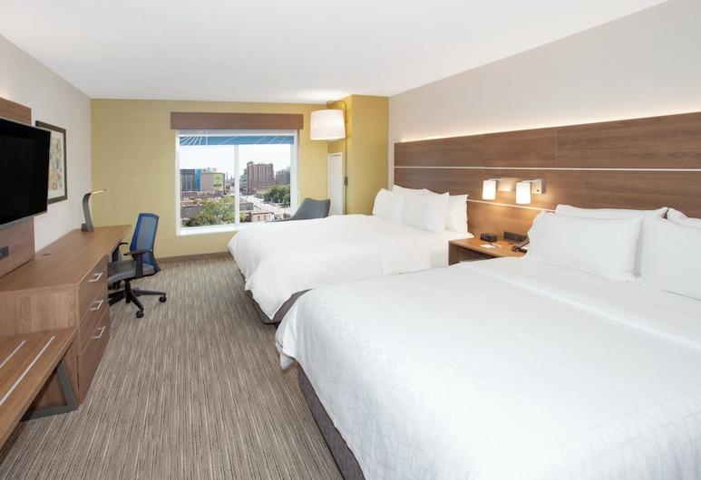 Holiday Inn Express & Suites Ottawa Downtown East, ออตตาวา, ห้องสแตนดาร์ด, ห้องพัก