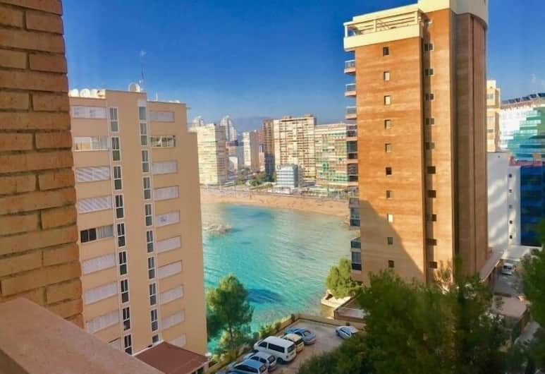 Modern Apartment with Sea Views, Benidorm, Apartment, 1 Bedroom, View from room