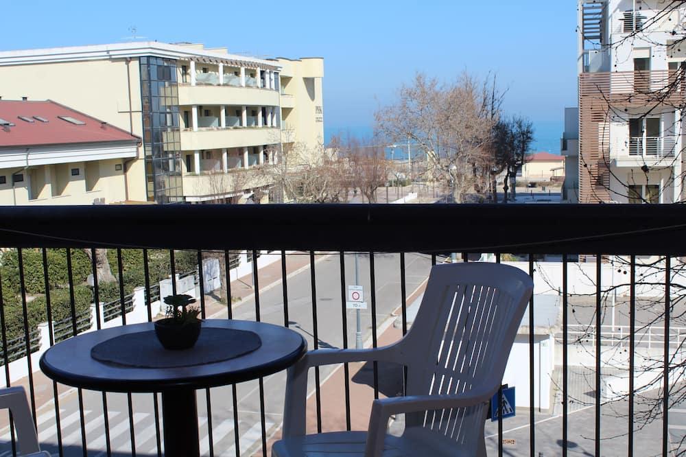 Basic Double Room, Sea View - Balcony View