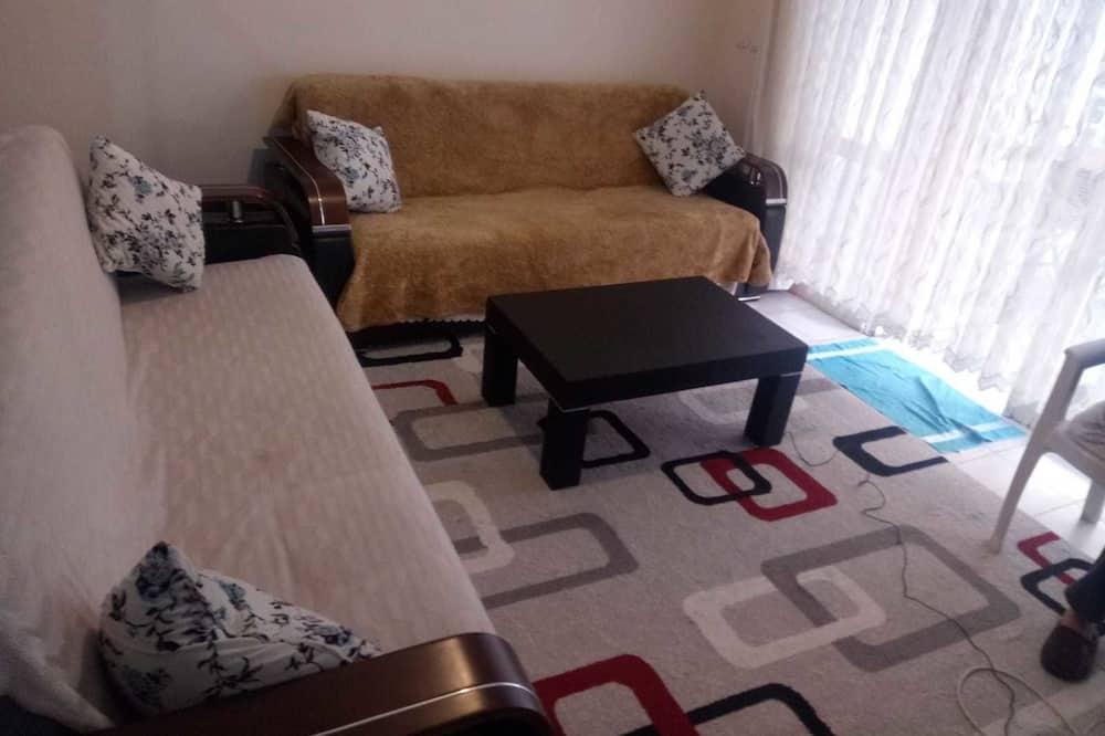 複式房屋, 5 間臥室 - 客廳