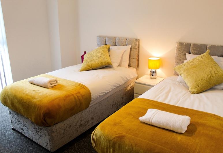 Apartment 67, Liverpool, City Apartment, 2 Bedrooms, Room