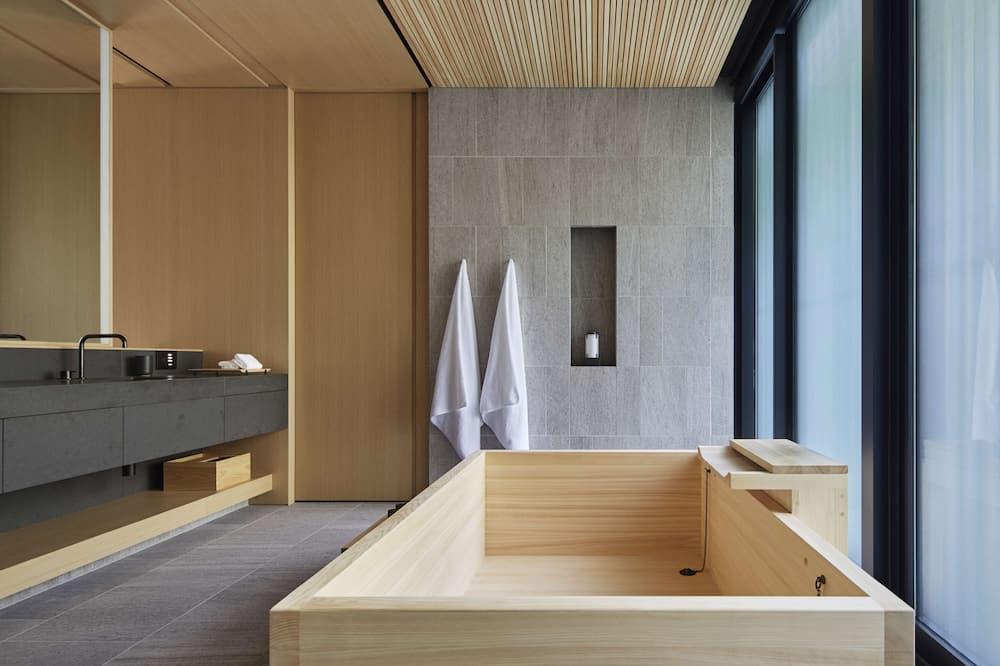 Room (Takagamine Pavillion) - Bathroom