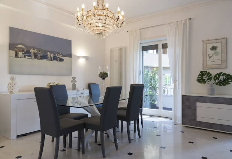 Aventino Suite, Rome, Apartment, 3 Bedrooms, Living Area