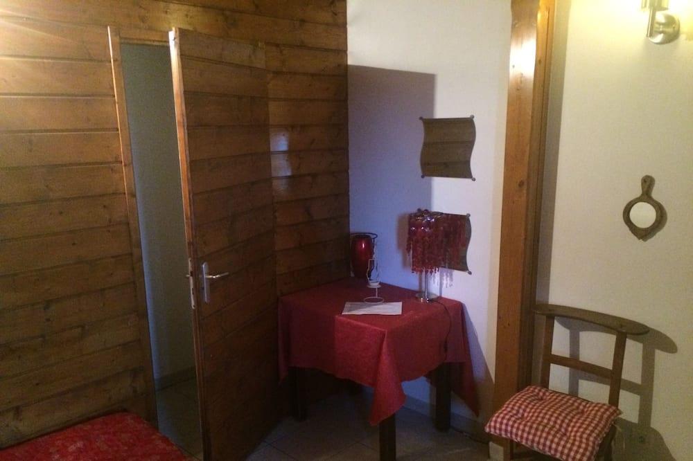 Kahden hengen huone, Parveke - Oleskelualue