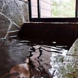 Tradicinio tipo kambarys (Japanese Style, for 5 Guests, SHARA) - Vonios kambarys