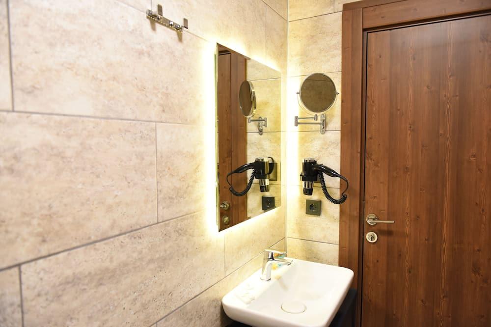 Comfort Single Room, 1 Double Bed - Bathroom