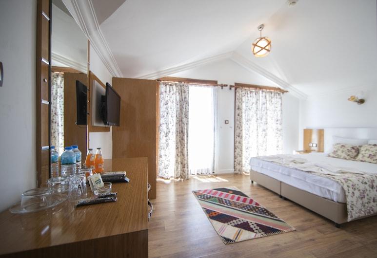 Mandalin Akyaka Hotel, Ula, Svíta - svalir, Herbergi