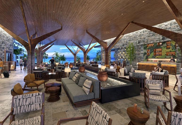 Dreams Natura Riviera Cancun, Puerto Morelos, Hall