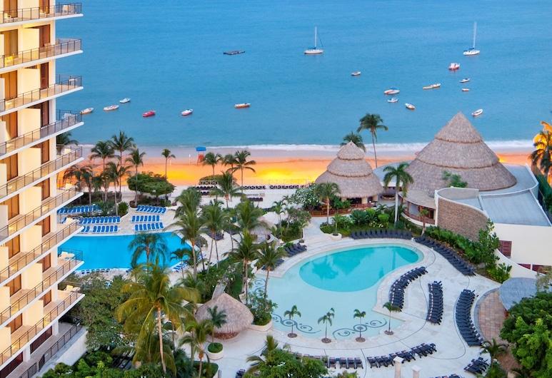 Dreams Acapulco Resorts & Spa, Acapulco, Junior Suite Ocean Front King Bed, Pokoj