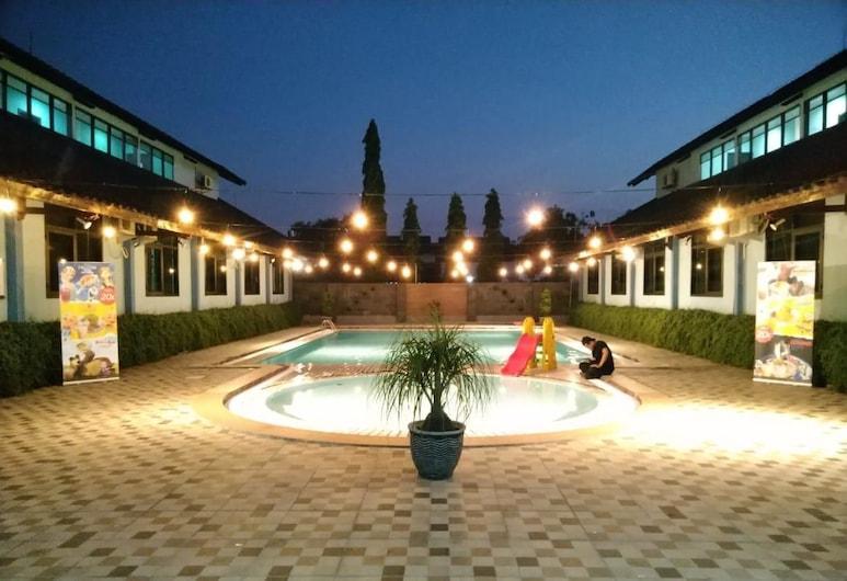泗水蘇菲亞朱安達酒店, 希多阿喬, 客房