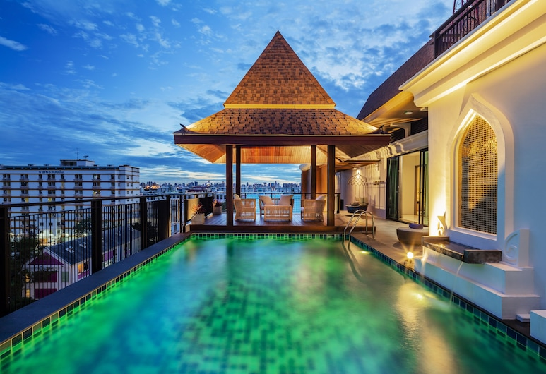 Grand Sala Thai, Bangkok, Family Villa with Private Pool, Guest Room View
