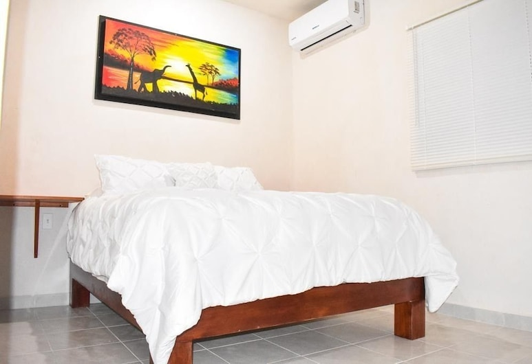 竹子旅館, 巴卡拉爾, 舒適雙人房, 1 張加大雙人床, 客房