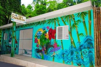 Selline näeb välja Bamboo Inn, Bacalar