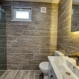 1+1 Economy Suite Room - バスルーム
