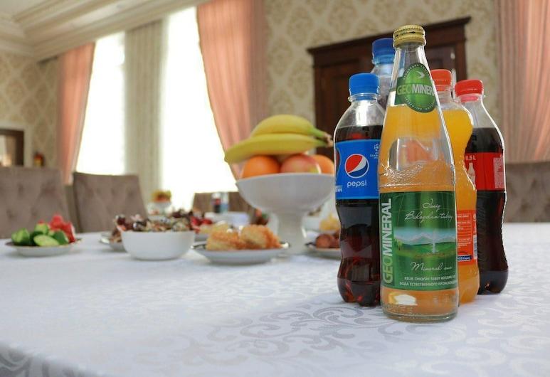 Osiyo Palace, Tashkent, Breakfast Area