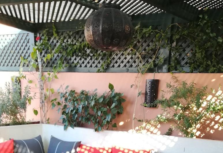 Riad Achwaq, Sidi Ahmed Ou Moussa, Σπίτι, Μη Καπνιστών, Θέα στην Αυλή (Riad), Αίθριο/βεράντα