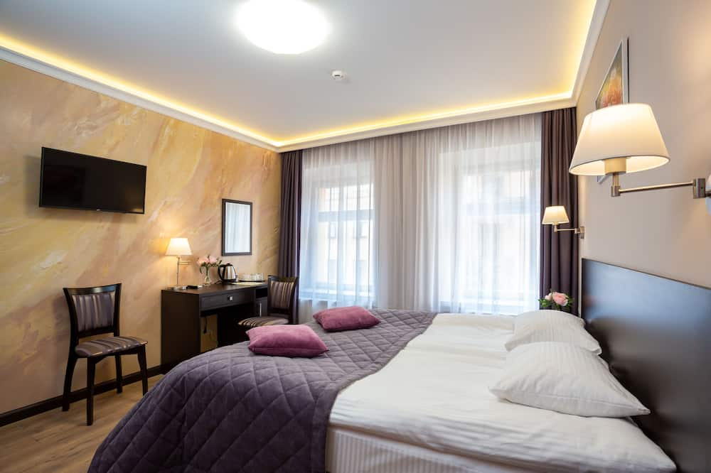 Comfort Double or Twin Room - Living Area
