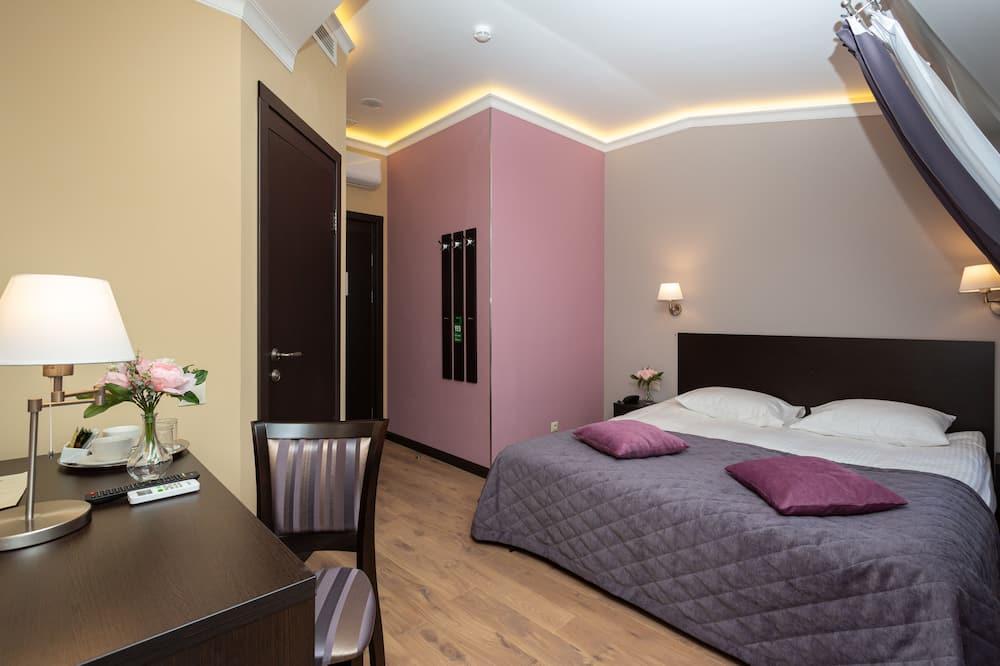 Classic Suite - Living Area