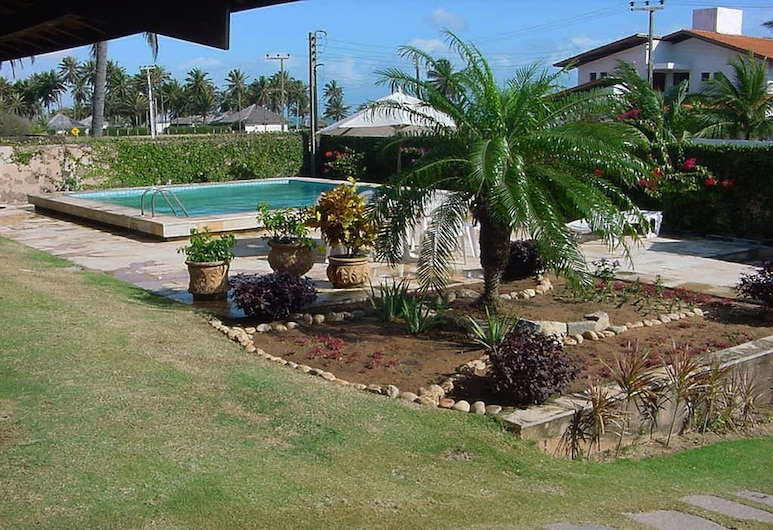 Casa do Cumbuco, Caucaia, Garten