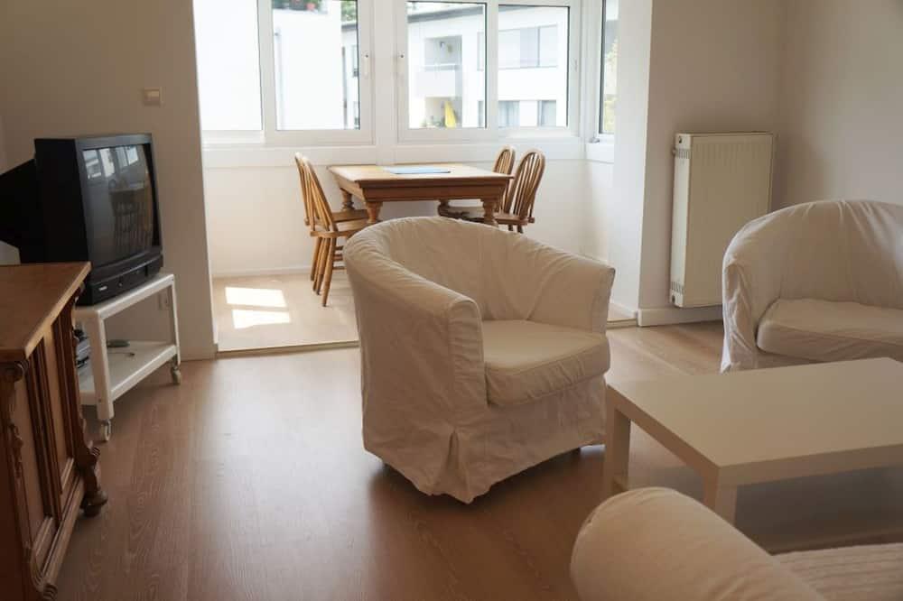 公寓, 2 間臥室 (Blau) - 客廳