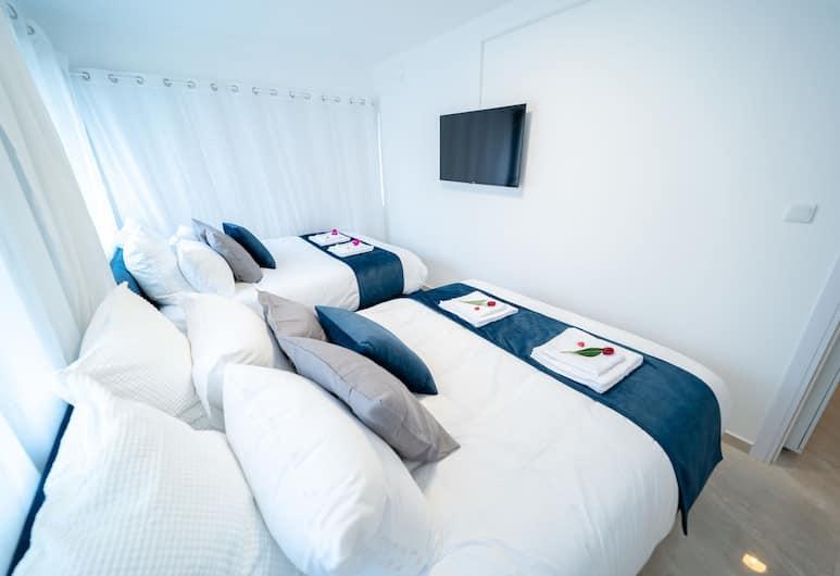 全翻新驚人 3 房公寓酒店, 特拉維夫, 公寓 (Amazing 3BDR), 客房