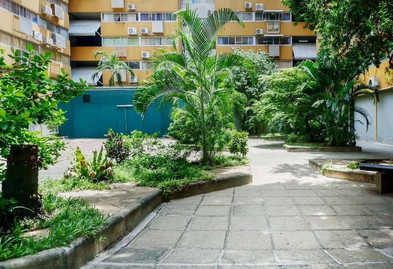 Bangkok Impact Popular Comdominium, Pak Kret, Viešbučio teritorija