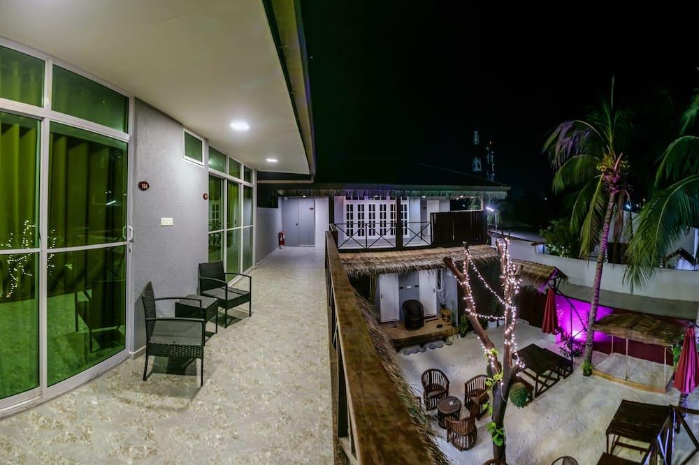 Deluxe tweepersoonskamer - Balkon