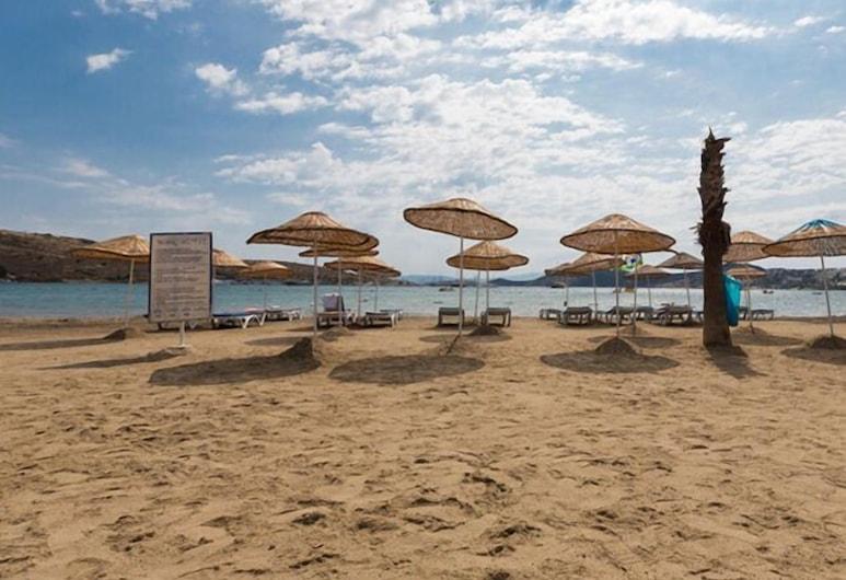Inanc Hotel - All Inclusive, Bodrum, Pláž