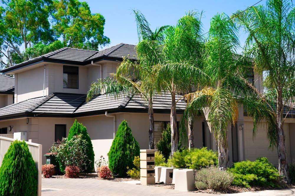 European Style House in the Garden of Eden