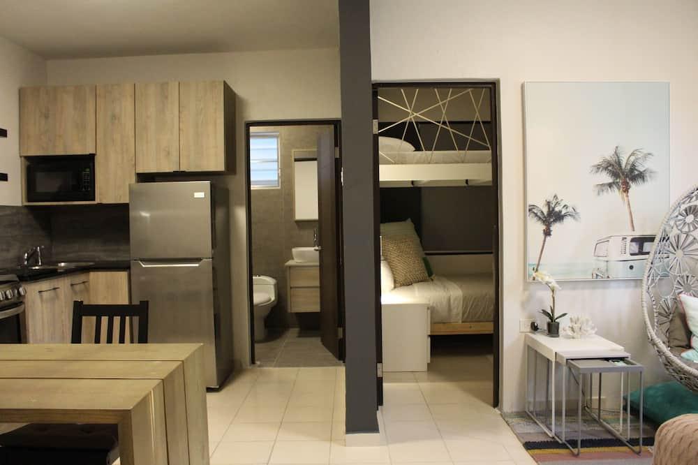Lyxvilla - Matservice på rummet
