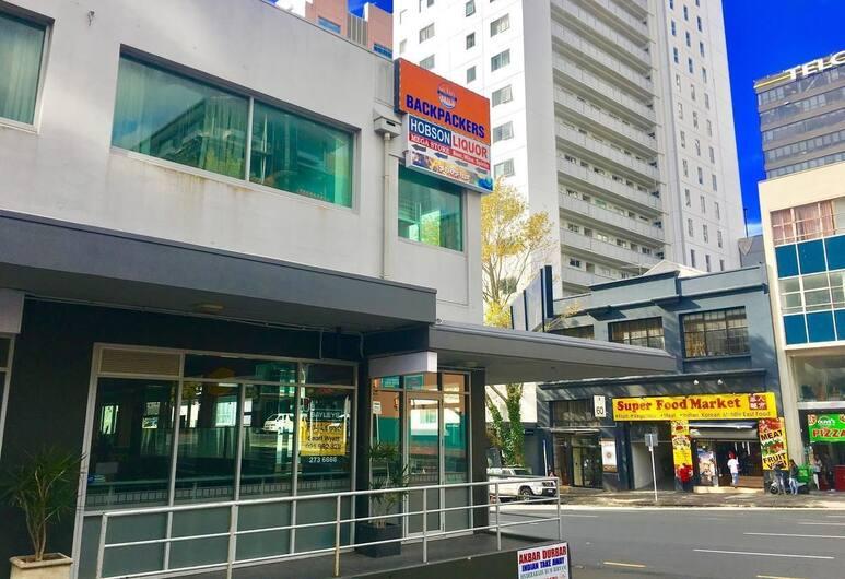 Metro Adventurer Backpackers, Auckland