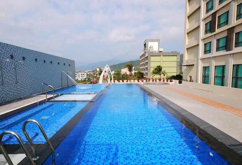 禾風新棧度假飯店, 台東市, 無邊際泳池