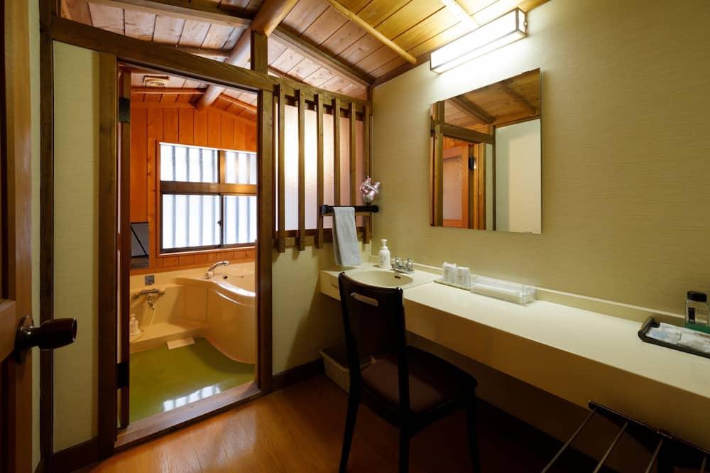 傳統客房 (Japanese Style) - 浴室