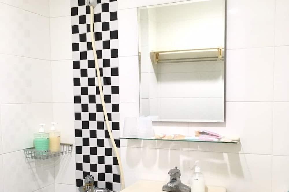 Basic Double Room, 1 Double Bed (205) - Bathroom