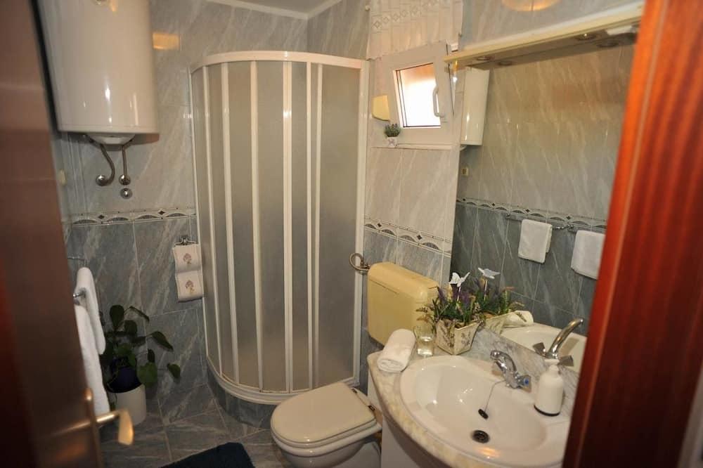 Apartmán typu Comfort - Koupelna